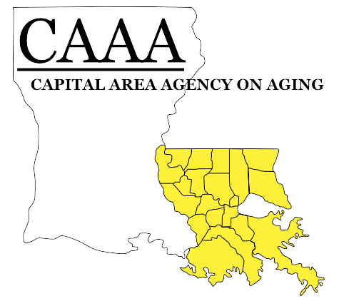 CAAA Service Area by Parish